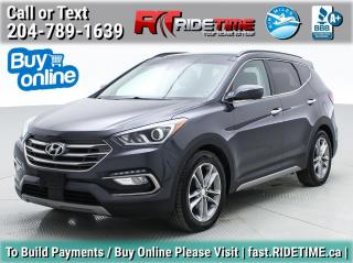 Used 2017 Hyundai Santa Fe Sport Ultimate for sale in Winnipeg, MB