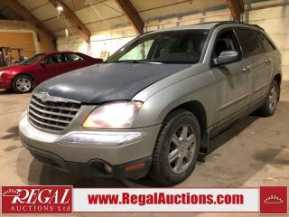 Used 2004 Chrysler Pacifica 4D Utility for sale in Calgary, AB