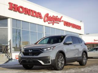 Used 2020 Honda CR-V Sport AWD | HONDA SENSING | LOCAL for sale in Winnipeg, MB