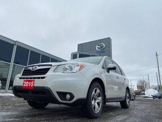 Used 2015 Subaru Forester 2.5i Touring Package for sale in Ottawa, ON