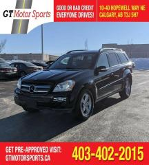 Used 2007 Mercedes-Benz GL-Class 4.6L  | $0 DOWN - EVERYONE APPROVED! for sale in Calgary, AB
