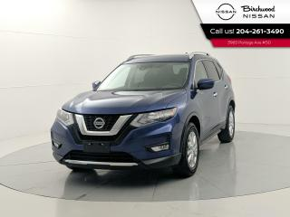 Used 2019 Nissan Rogue SV Remote Start | Heated Seats | No Accidents for sale in Winnipeg, MB