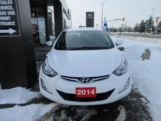 Used 2014 Hyundai Elantra GLS for sale in Nepean, ON