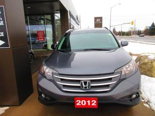 Used 2012 Honda CR-V Touring AWD for sale in Nepean, ON