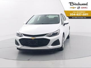 Used 2019 Chevrolet Cruze LT  Bluetooth | Heated Seats | Back up Camera for sale in Winnipeg, MB