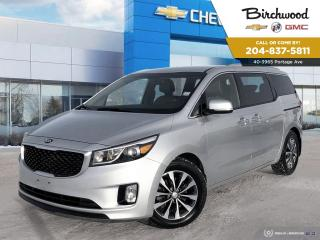 Used 2017 Kia Sedona SX+ SX+ Leather | Heated Seats | Navigation for sale in Winnipeg, MB