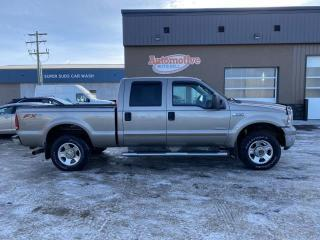 Used 2005 Ford F-250 SD Lariat Crew Cab 4WD for sale in Stettler, AB
