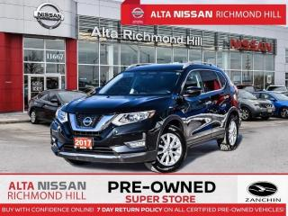Used 2017 Nissan Rogue SV   Remote Strt   Push Strt   Rear CAM   PWR Seat for sale in Richmond Hill, ON