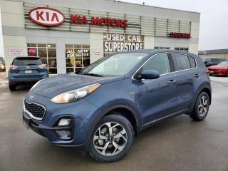 New 2021 Kia Sportage LX AWD - Heated Seats, 8 Display, 17 Alloys for sale in Niagara Falls, ON