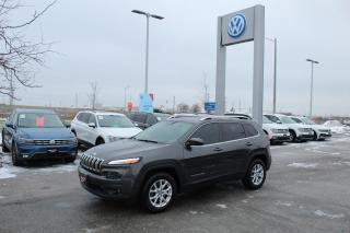 Used 2015 Jeep Cherokee 2.4L North for sale in Whitby, ON