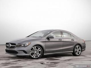 Used 2017 Mercedes-Benz CLA-Class CLA 250 for sale in Ottawa, ON