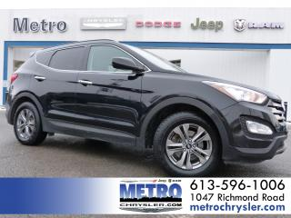 Used 2015 Hyundai Santa Fe Sport 2.0T Premium AWD for sale in Ottawa, ON