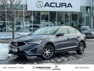 Used 2019 Acura ILX Premium 8DCT for sale in Markham, ON