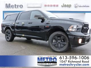 Used 2019 RAM 1500 Classic SLT EcoDiesel for sale in Ottawa, ON