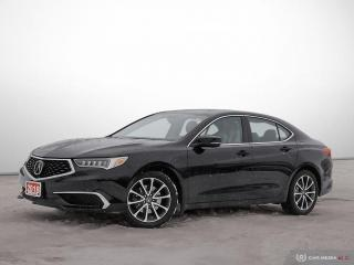 Used 2018 Acura TLX Sh Awd for sale in Ottawa, ON