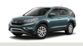 Used 2015 Honda CR-V EX-L|Warranty-Just Arrived| for sale in Brandon, MB