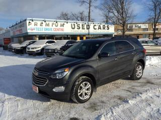 Used 2017 Chevrolet Equinox AWD 4dr LT W/ SUNROOF for sale in Ottawa, ON