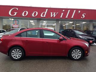 Used 2011 Chevrolet Cruze LT1! for sale in Aylmer, ON