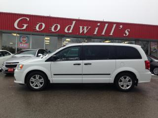 Used 2016 Dodge Grand Caravan CVP! LOCAL TRADE! ONE OWNER! for sale in Aylmer, ON