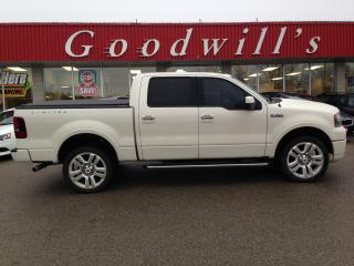 Used 2008 Ford F-150 LTD! #473 OF 750! CLEAN CARFAX! HEATED LEATHER! for sale in Aylmer, ON