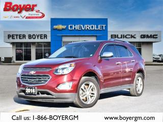 Used 2016 Chevrolet Equinox LTZ for sale in Napanee, ON