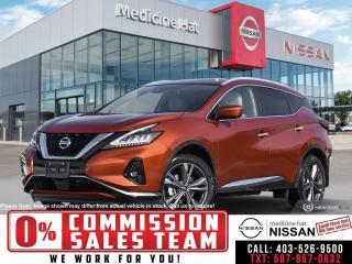 New 2020 Nissan Murano Platinum for sale in Medicine Hat, AB