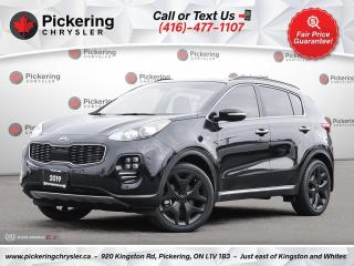 Used 2019 Kia Sportage SX Turbo - PANO ROOF/COOLED SEATS/NAV for sale in Pickering, ON