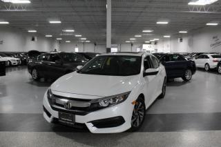 Used 2016 Honda Civic EX NO ACCIDENTS I SUNROOF I REAR CAM I H. SEATS I LANEWATCH for sale in Mississauga, ON
