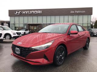 New 2021 Hyundai Elantra Preferred w/Sun & Tech pkg for sale in Port Coquitlam, BC
