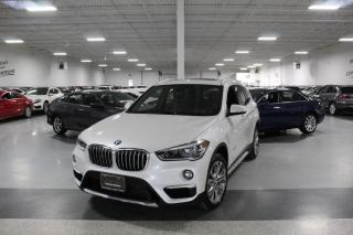 Used 2017 BMW X1 XDRIVE28i I LEATHER I PANOROOF I REAR CAM I HEATED SEAT I BT for sale in Mississauga, ON