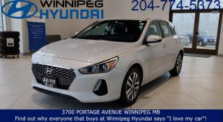 Used 2019 Hyundai Elantra GT Preferred for sale in Winnipeg, MB