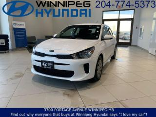 Used 2019 Kia Rio 5-Door LX+ for sale in Winnipeg, MB