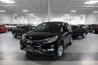 Used 2016 Honda CR-V SE NO ACCIDENTS I REAR CAM I HEATED SEATS I PUSH START I BT for sale in Mississauga, ON
