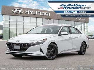 New 2021 Hyundai Elantra Preferred w/Sun & Tech Package for sale in Surrey, BC