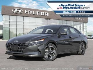 New 2021 Hyundai Elantra ULTIMATE W/BLACK SEATS for sale in Surrey, BC