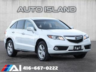 Used 2013 Acura RDX ALL WHEEL DRIVE**NAVIGATION**TECH PKG for sale in North York, ON
