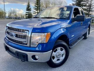 Used 2013 Ford F-150 XLT, ecoboost, 4x4, (403)966-2131 text for test drive for sale in Calgary, AB