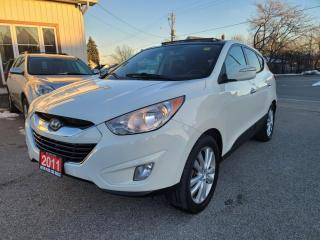 Used 2011 Hyundai Tucson AWD 4dr I4 Auto for sale in Oshawa, ON