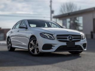 Used 2018 Mercedes-Benz E-Class E 400 4MATIC |NAV |PANOROOF | IDP | LOADED TO TOP for sale in North York, ON