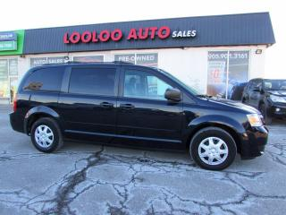 Used 2010 Dodge Grand Caravan SE 7 Passenger 3.3L V6 Stow & Go Certified for sale in Milton, ON