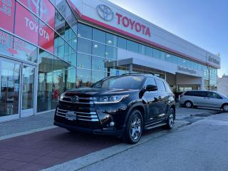 Used 2017 Toyota Highlander LIMITED  for sale in Surrey, BC