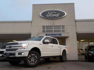 Used 2019 Ford F-150 Lariat for sale in Mount Brydges, ON