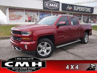 Used 2018 Chevrolet Silverado 1500 LT  Z71 CAM P/SEATS TOW 20-AL for sale in St. Catharines, ON