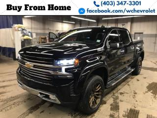 Used 2020 Chevrolet Silverado 1500 High Country for sale in Red Deer, AB