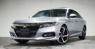 Used 2019 Honda Accord SPORT|CERTIFIED|TEXT.US.647.678.7778|CLEANCARFAX for sale in Mississauga, ON