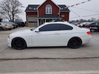 Used 2008 BMW 3 Series 335xi Coupe for sale in Dunnville, ON