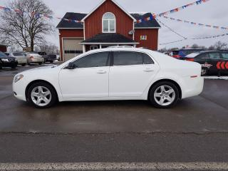 Used 2012 Chevrolet Malibu LS for sale in Dunnville, ON