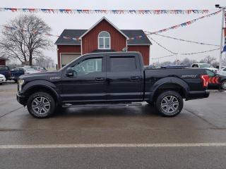 Used 2016 Ford F-150 XLT for sale in Dunnville, ON