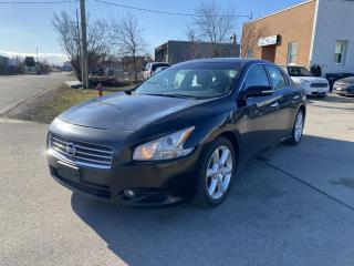 Used 2010 Nissan Maxima S for sale in Oakville, ON