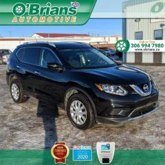 Used 2016 Nissan Rogue S - Accident Free! w/AWD for sale in Saskatoon, SK